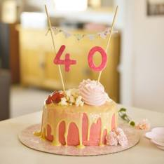 40-cake