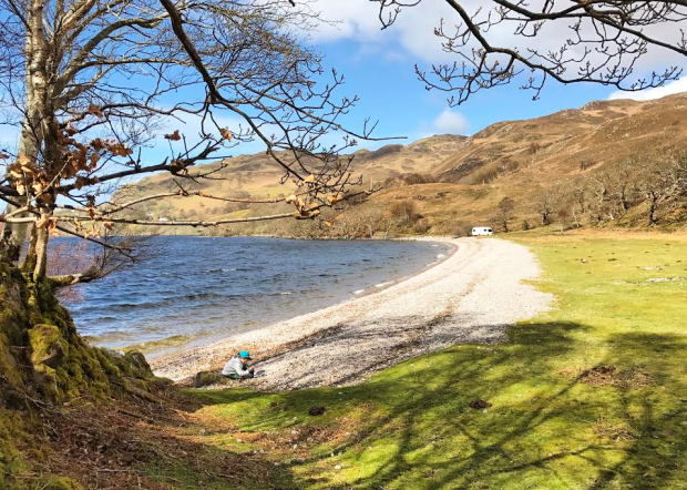 Loch Morar Rob Roy