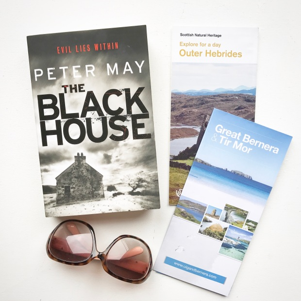 Peter May Book.JPG