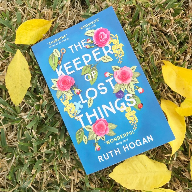 The Keeper of Lost Things Book.JPG