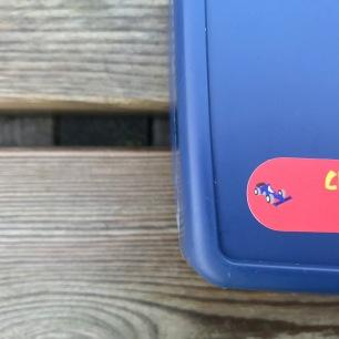 Petit Fernand Stick on Item Labels