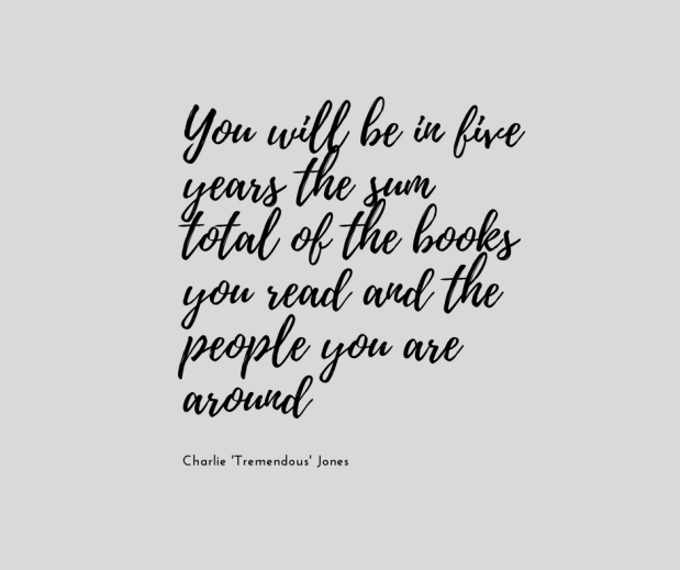 You will be in five years quote
