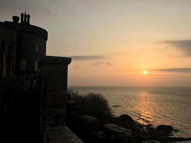 Culzean Castle at Sunset.JPG
